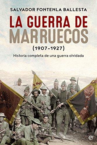 La guerra de Marruecos (Historia del siglo XX