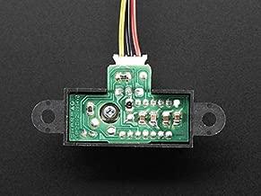 IR distance sensor includes cable (20cm-150cm) - GP2Y0A02YK [PID 1031]