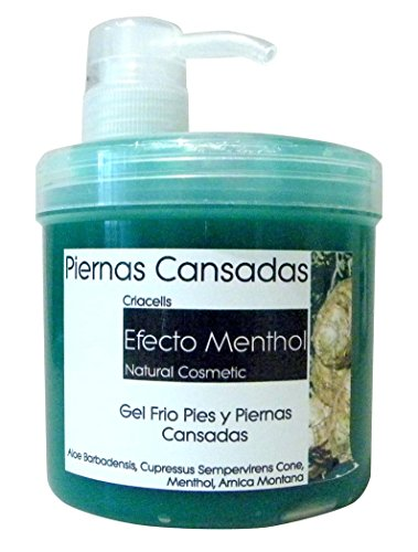 Bifemme Piernas cansadas mentol - 500 ml