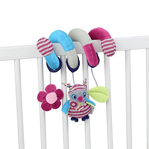Sterntaler 6611621 - Spielzeugspirale Emilie, Mehrfarbig