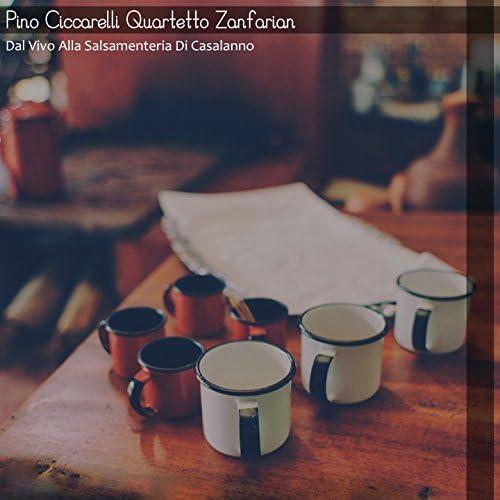 Pino Ciccarelli Quartetto Zanfarian feat. Massimo Capocotta, Nino Pomidoro & Vincenzo Di Girolamo