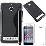 ebestStar - compatible with Sony Xperia E1 Case D2104,