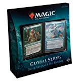 Magic The Gathering MTG-GS1-EN Global Series Jiang Yanggu and Mu Yanling Duel Decks