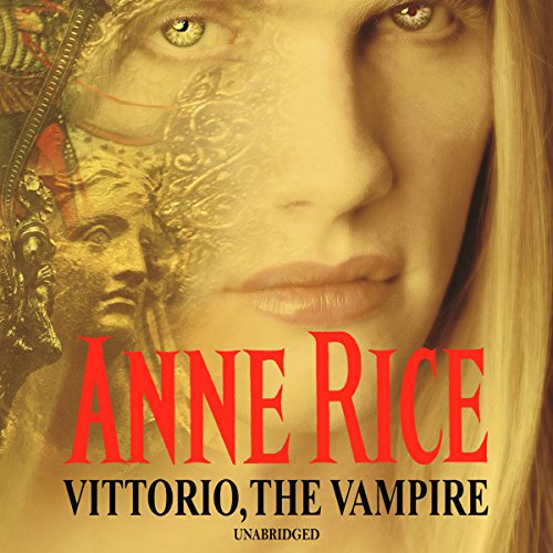 Vittorio, the Vampire cover art
