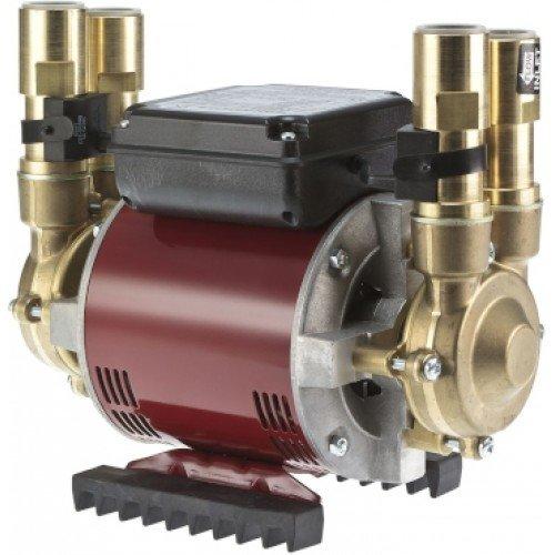 Grundfos Watermill Amazon STP-4.0B 4bar Positive Twin Impeller Brass Shower Pump