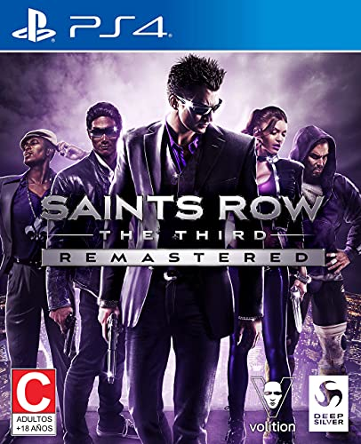 「Saints Row: The Third Remastered」商品写真