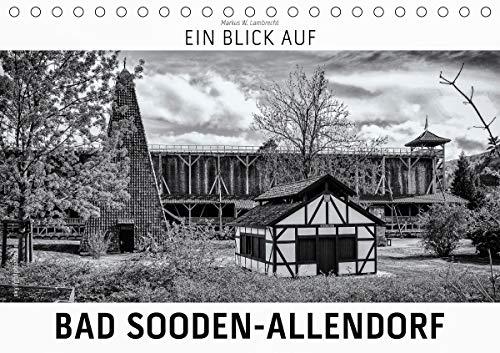 Ein Blick auf Bad Sooden-Allendorf (Tischkalender 2021 DIN A5 quer)