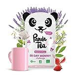 Panda Tea Maternitea – Teana para embarazo y lactancia sin cafeína con certificado ecológico –...