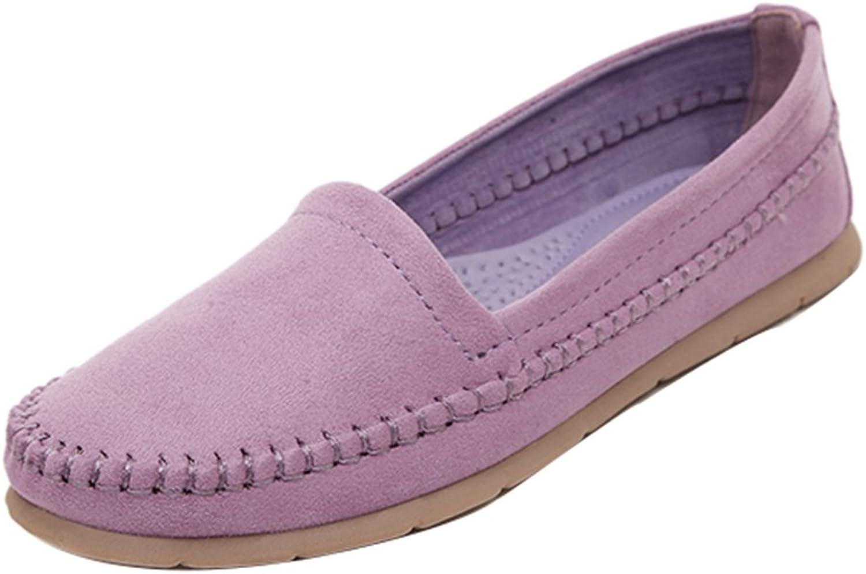 Women Comfort Slip-On Penny Flat shoes