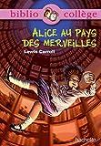 Bibliocollège - Alice au pays des merveilles - n° 74 - Format Kindle - 2,49 €