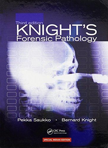 Knight's Forensic Pathology (Saukko, Knight's Forensic Pathology)