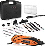 Best Rotary Tools - TACKLIFE Rotary Tool Kit, 6 Variable Speed 10000-32000 Review