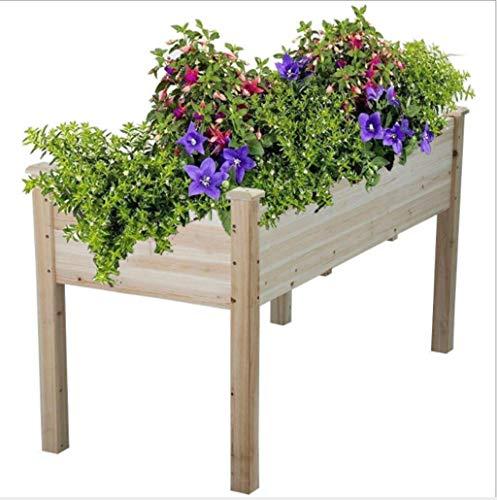 Plantenrekken massief houten bloemenstandaard, balkon-woonkamer-interieurbloemenstandaard, scheidingsrooster-bloemenstandaard, hotel-restaurant-scherm pan-frame