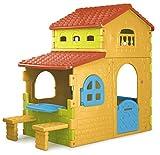 FEBER- Casita Infantil Super Villa, Multicolor. para niños/ as de 3 años en adelante