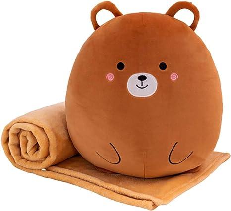 Cartoon cushion home office pillow rest cushion animal plush toy girlfriend gift