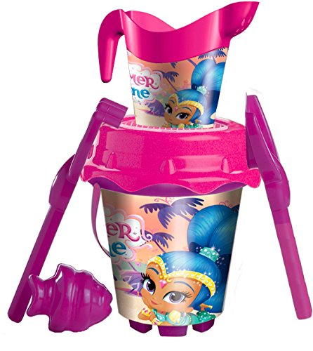 Shimmer & Shine- Set Playa Cubo (Mondo Toys 312034)