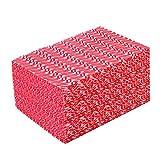 Jebblas USA e Getta J Panni Confezione di 50 Rotolo Multiuso Tessuto Non Tessuto Antiadere...