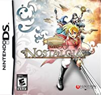 Nostalgia Nintendo DS ノスタルジアニンテンドー DS用ビデオゲーム 英語北米版 [並行輸入品]
