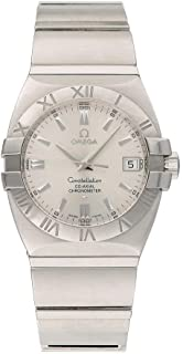 Omega Constellation Automatic-self-Wind Male Watch 1213.30.00 (Certified Pre-Owned)