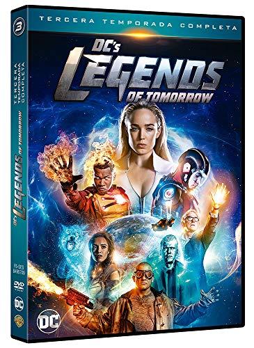Dc Legends Of Tomorrow Temporada 3 [DVD]