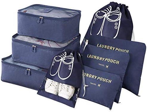 Organizadores de maleta