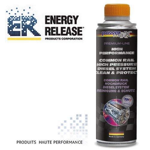ADNAuto Limpiador de inyectores para diésel Common Rail-HDI-CDI-TDI-Energy-Release 375 ml