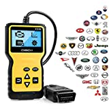 ATDIAG OBD2 Scanner Bluetooth,Car Code Reader OBDII Scan Tool for...