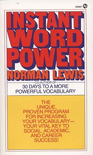 Instant Word Powerの詳細を見る