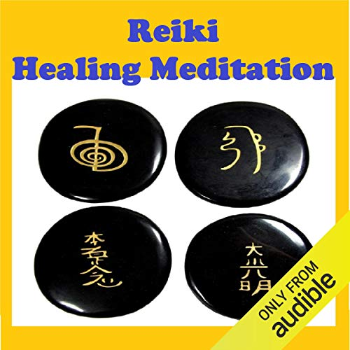 Reiki - Healing Guided Meditation cover art