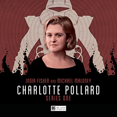 Charlotte Pollard Series 01 audiobook cover art