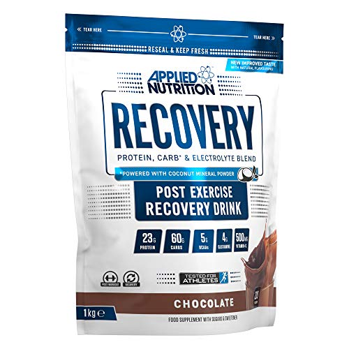 Applied Nutrition Recovery, Post Workout Muscle Recovery Drink, Protein...