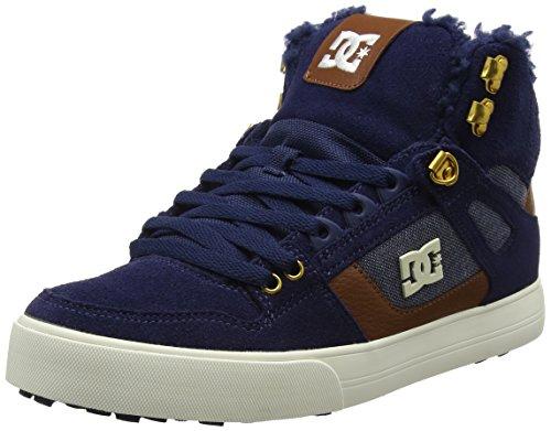DC Shoes SPARTAN HIGH WC WNT, Herren Low-Top, Blau (Navy), 27.5 EU (9.5 UK)