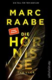 Die Hornisse: Thriller (Tom Babylon-Serie, Band 3)