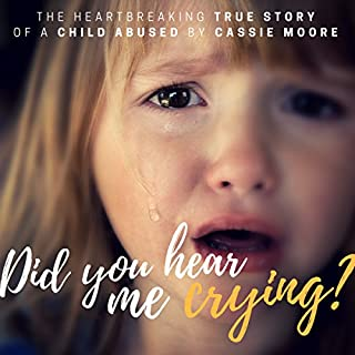Did You Hear Me Crying? audiobook cover art