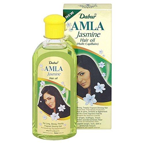 dabur amla Jasmine Hair Oil 200ml, dabur amla (Espino Bayas) Jazmín haaröl 200ml