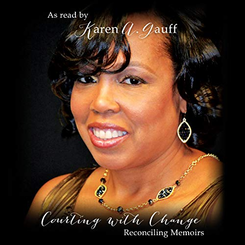 Courting with Chance audiobook cover art