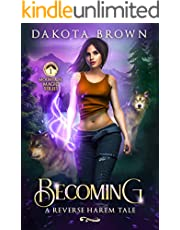 Becoming: A Reverse Harem Tale (Mountain Magic Book 1)