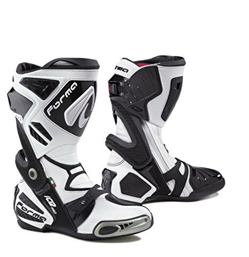 Forma FORV220-9841 Ice Pro Stivali Moto, Bianco, 41