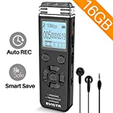 Best Digital Voice Recorders - EVISTR V508 16gb Digital Voice Recorder for Lectures Review