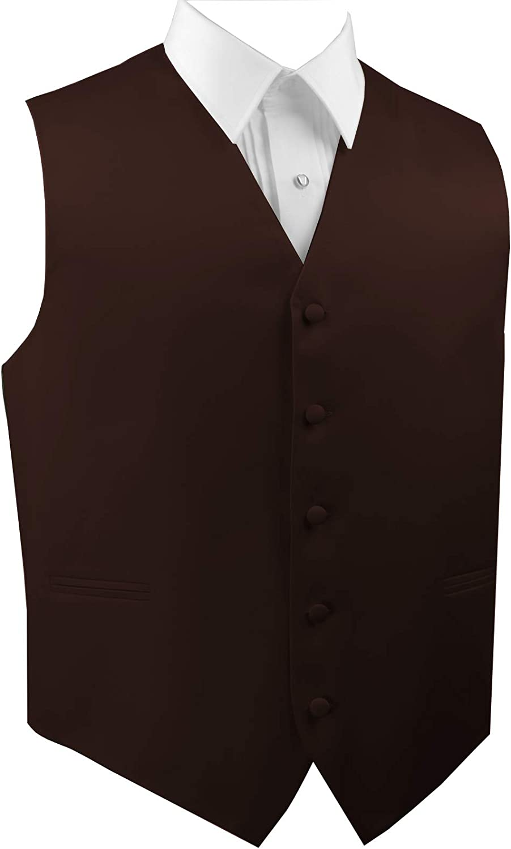 Italian Design Men's Formal Tuxedo Vest in Champagne
