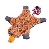 babyzhang pet Hund quietschende Spielzeug langlebig niedliche Ente Machen Sound plüsch Hund welpen...
