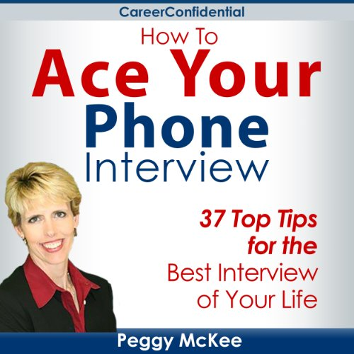 How to Ace Your Phone Interview audiobook cover art