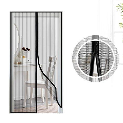 cortinas para puertas exteriores largas