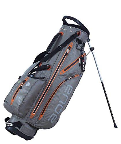 BigMax Aqua iDry 7 Golftasche, Taupe/Orange