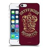 Head Case Designs Officiel Harry Potter Gryffindor Quidditch Deathly Hallows X Coque Dure pour...