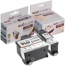 LD Compatible Ink Cartridge Replacement for Kodak #10 (1 Black, 1 Color, 2-Pack)