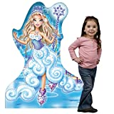 3 ft. 10 in. Candy Land Princess Frostine Standee Standup Photo Booth Prop Background Backdrop Party Decoration Decor Scene Setter Cardboard Cutout