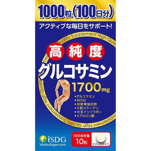 医食同源ドットコム 高純度グルコサミン粒 1000粒