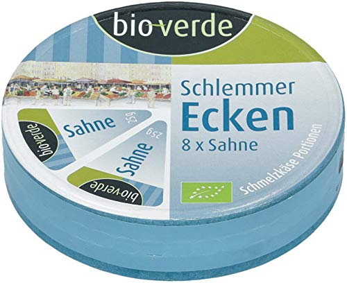 bio-verde Bio Schlemmer-Ecken Sahne (6 x 200 gr)