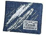 Cartera X-Zone Denimm Jeans Blue 11x8,5